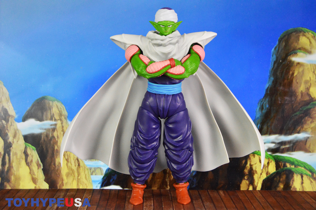 Tamashii Nations S.H. Figuarts Dragon Ball Z Piccolo Figure Review