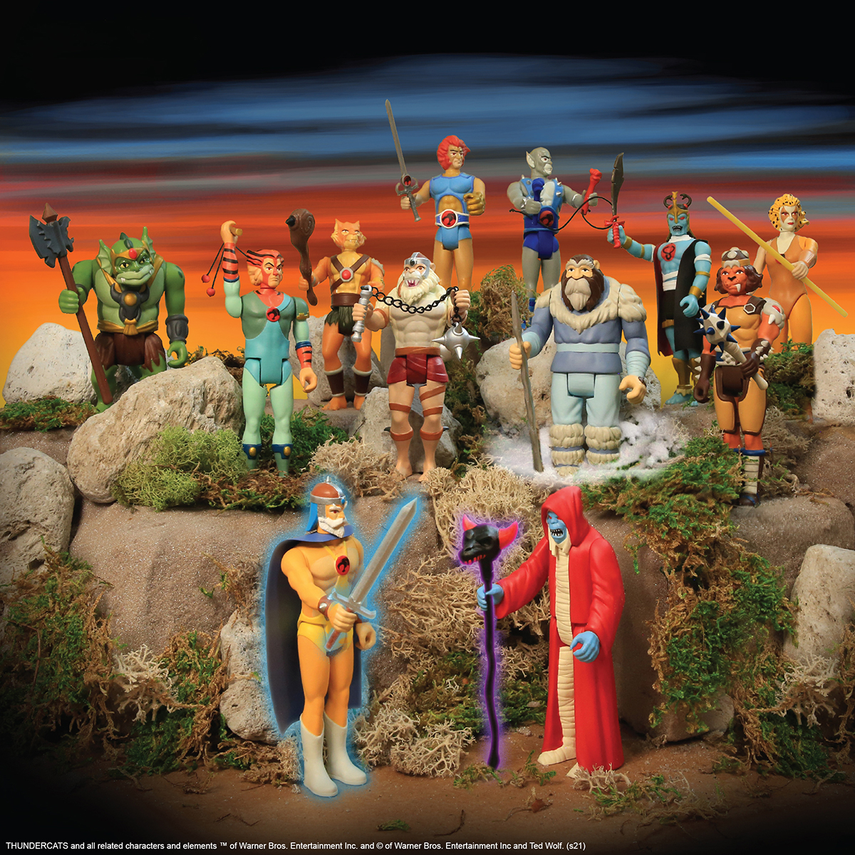Super7 ThunderCats ReAction Figures Wave 2