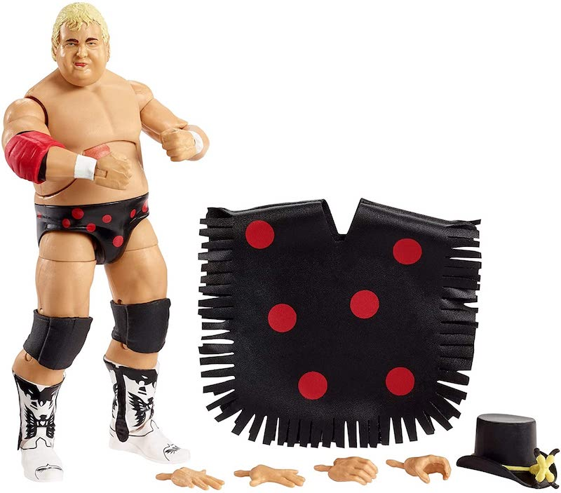 Mattel WWE Elite Collection Series #83 Dusty Rhodes Figure In-Stock On Amazon