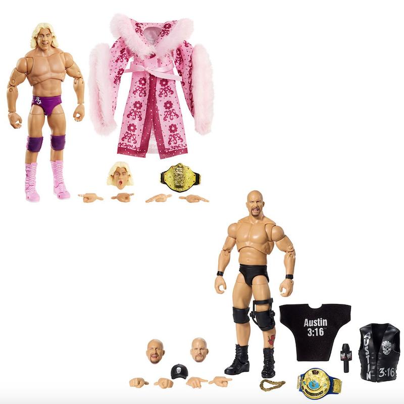 Mattel – WWE Ultimate Edition Wave 9 Figure Pre-Orders