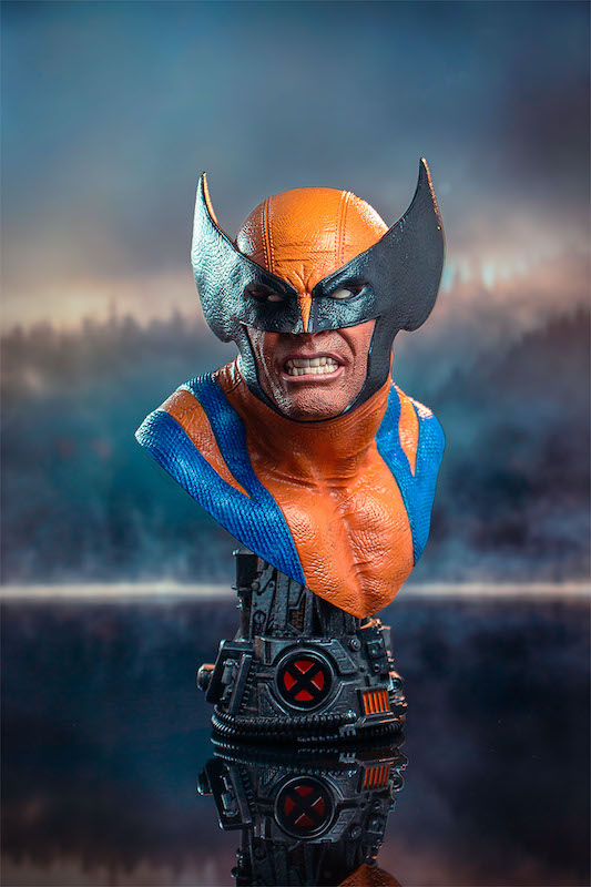 Diamond Select Toys On Sale Now: Doctor Doom, Harley Quinn, Wolverine, Miles Morales & More