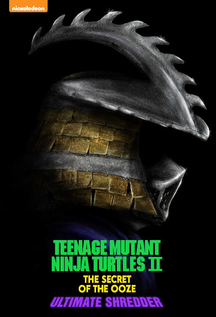 NECA Toys Teenage Mutant Ninja Turtles II: The Secret of the Ooze 30th Anniversary Figure Teased