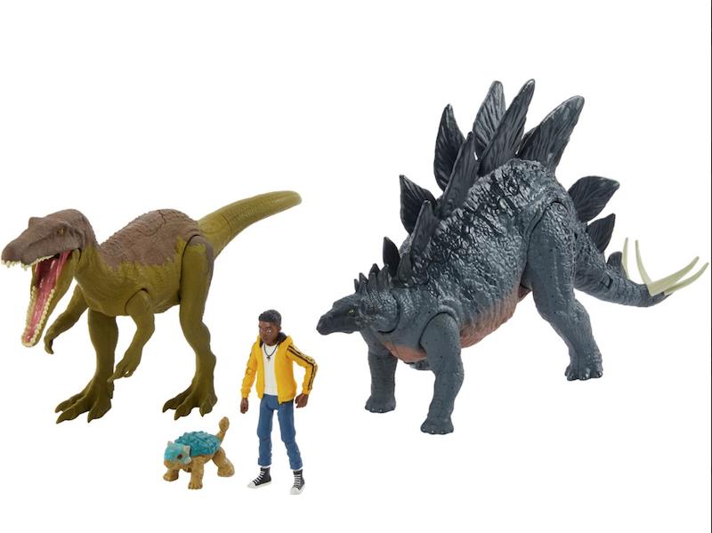 Mattel – Jurassic World Camp Cretaceous Camp Adventure Set Update
