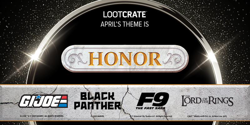 Lootcrate April 2021 Exclusive – Official Licensed Hasbro G.I. Joe Scarlet Figure In Crate
