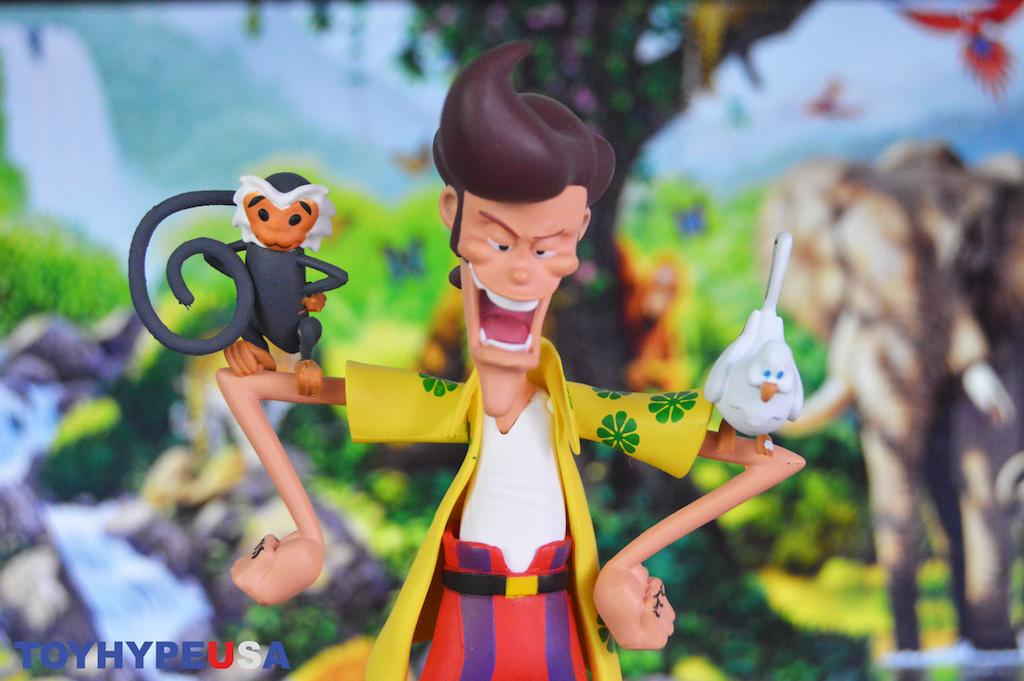 NECA Toys Toony Classics Ace Ventura Figure Review