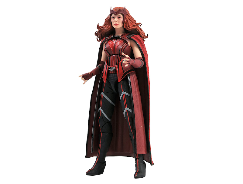 Diamond Select Toys Marvel Select – WandaVision Scarlet Witch Figure Pre-Orders