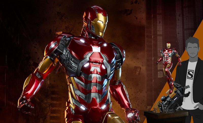 Pop Culture Shock – Iron Man Statue Pre-Orders