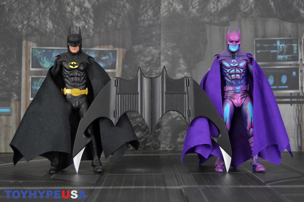 NECA Toys Batman 1989 Life Size Batarang Replica Review