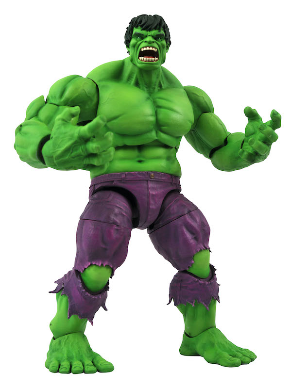 Diamond Select Toys Marvel Select Immortal Hulk Figure Reissue & New Pre-Orders