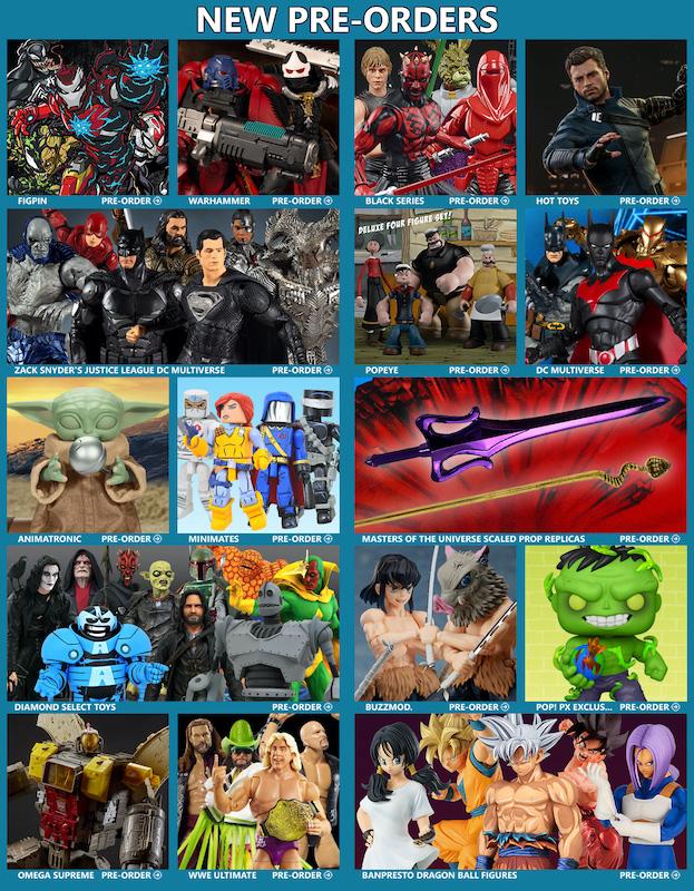 BigBadToyStore News – Star Wars, DC Multiverse, Warhammer, Where's Waldo, MOTU, G.I. Joe, Demon Slayer, Popeye & More
