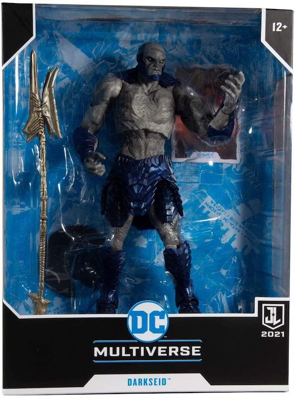 McFarlane Toys – DC Multiverse Justice League Movie Figure Pre-Orders On Amazon