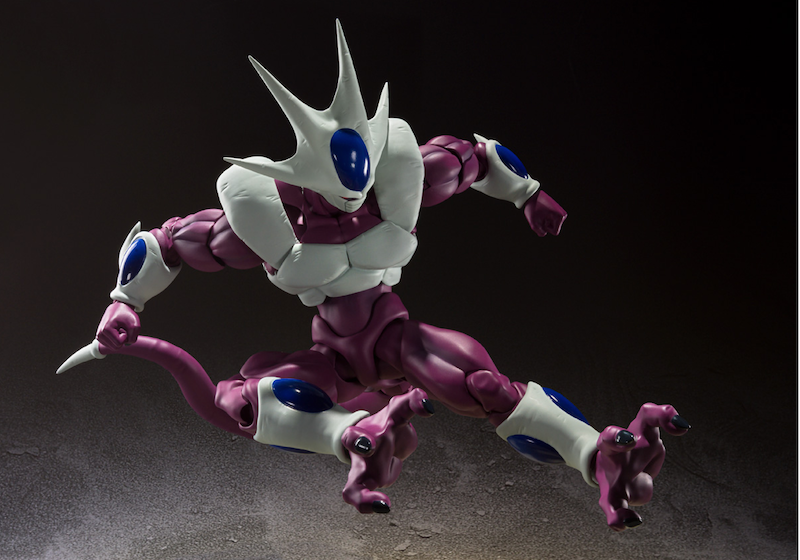 Premium Bandai – S.H. Figuarts Cooler Final Form Figure Pre-Orders