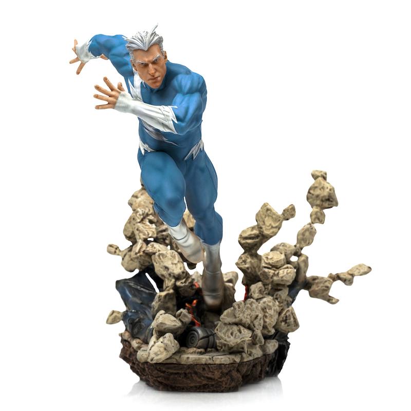 Iron Studios – Marvel Comics Quicksilver Statue Pre-Orders