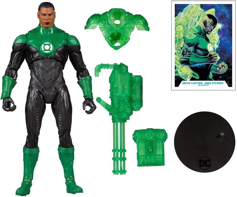McFarlane Toys DC Multiverse – Bizarro & Green Lantern John Stewart Figure Pre-Orders On Amazon