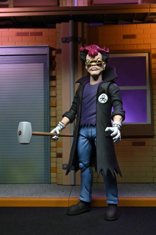 NECA Toys & Lootcrate Teenage Mutant Ninja Turtles Crates Series 2 Scrag Figure Update