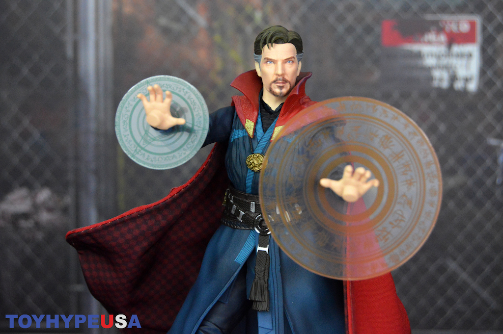 S.H. Figuarts Avengers: Infinity War – Battle on Titan Edition Doctor Strange Figure Review