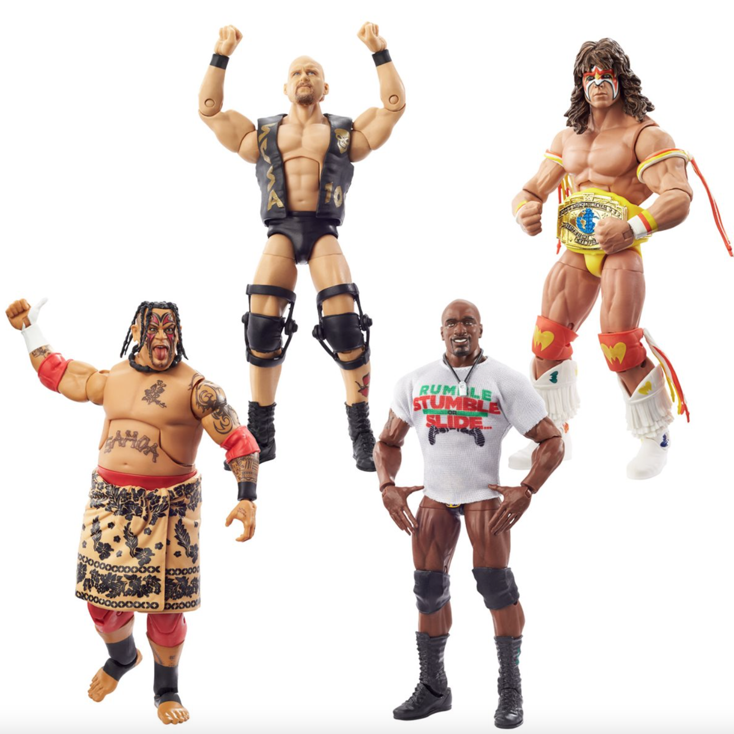Mattel – WWE Royal Rumble Elite Collection Figures Pre-Orders On Amazon