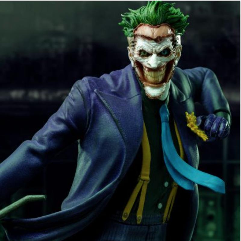 Iron Studios DC Comics – The Joker Statues Pre-Orders