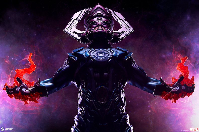 Sideshow Collectibles – Marvel Comics Galactus Maquette Pre-Orders