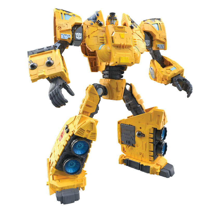 Entertainment Earth Now Shipping Hasbro's Transformers War for Cybertron Kingdom Titan Autobot Ark FIgure