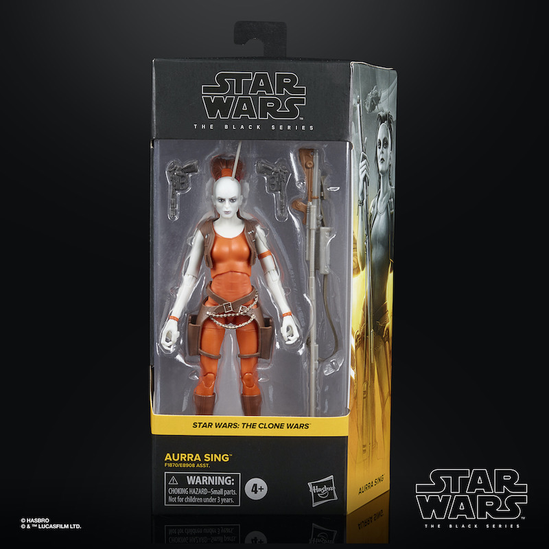 Hasbro Fan Fest 2021 – Star Wars Reveals & Pre-Orders