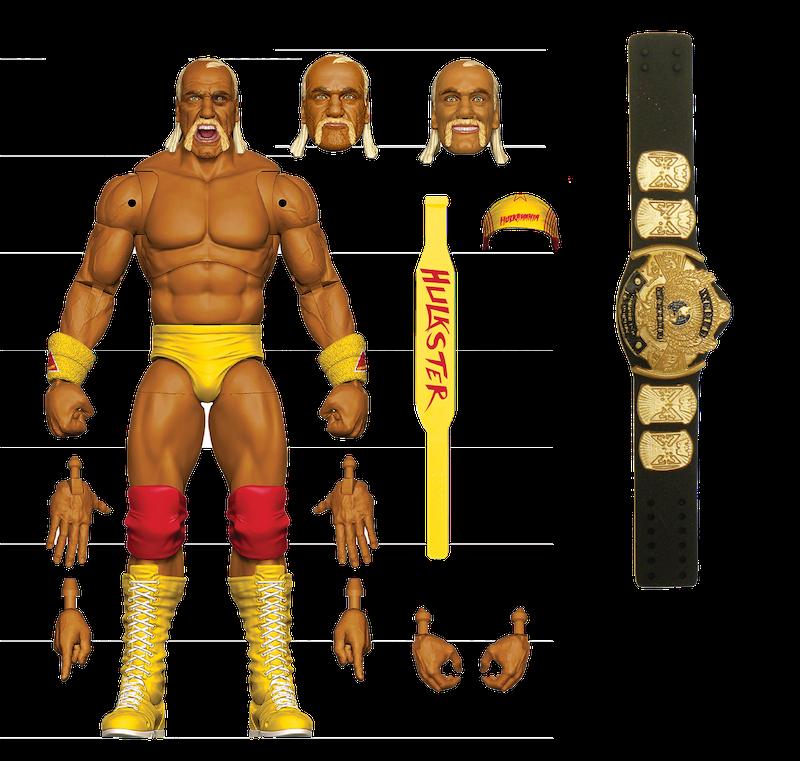 Mattel – WWE WrestleMania 37 Reveals