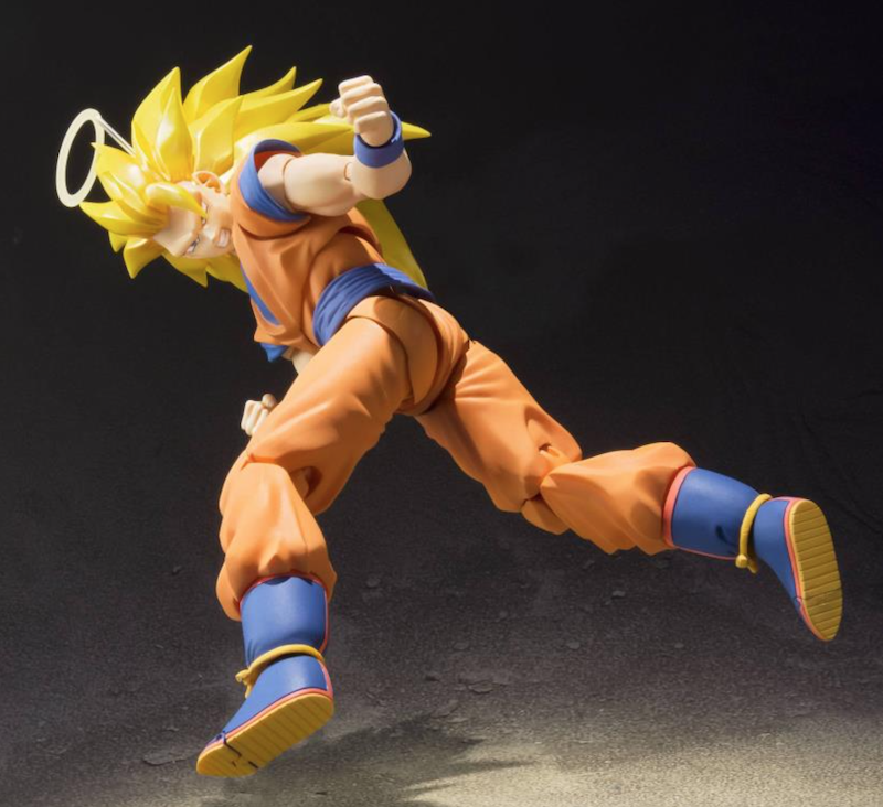 Entertainment Earth – S.H. Figuarts Super Saiyan 3 Goku Figure Reissue Pre-Orders