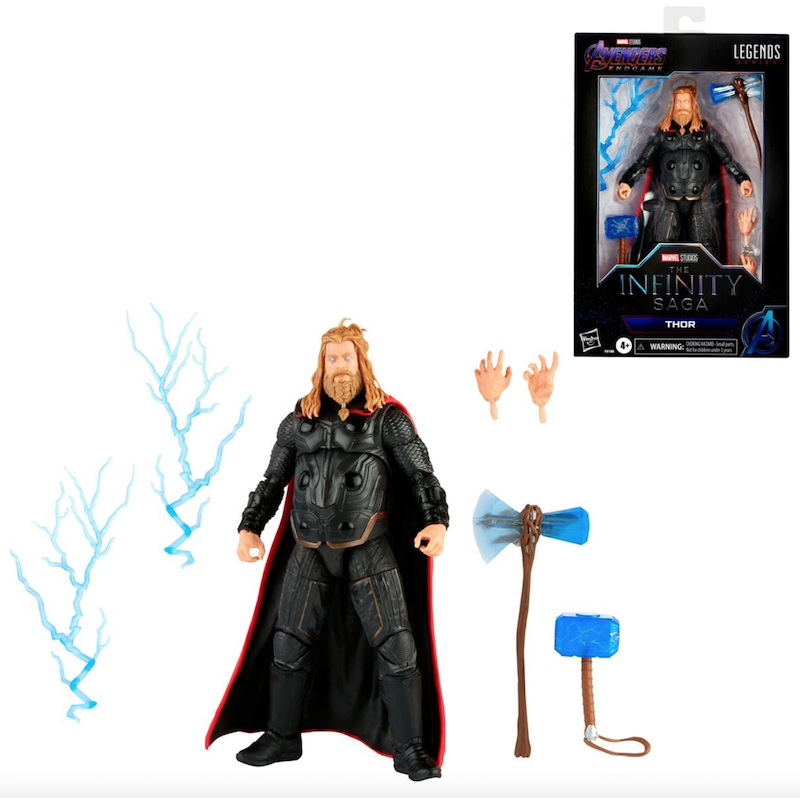 Hasbro Marvel Legends Avengers Infinity Saga Thor Figure Pre-Orders