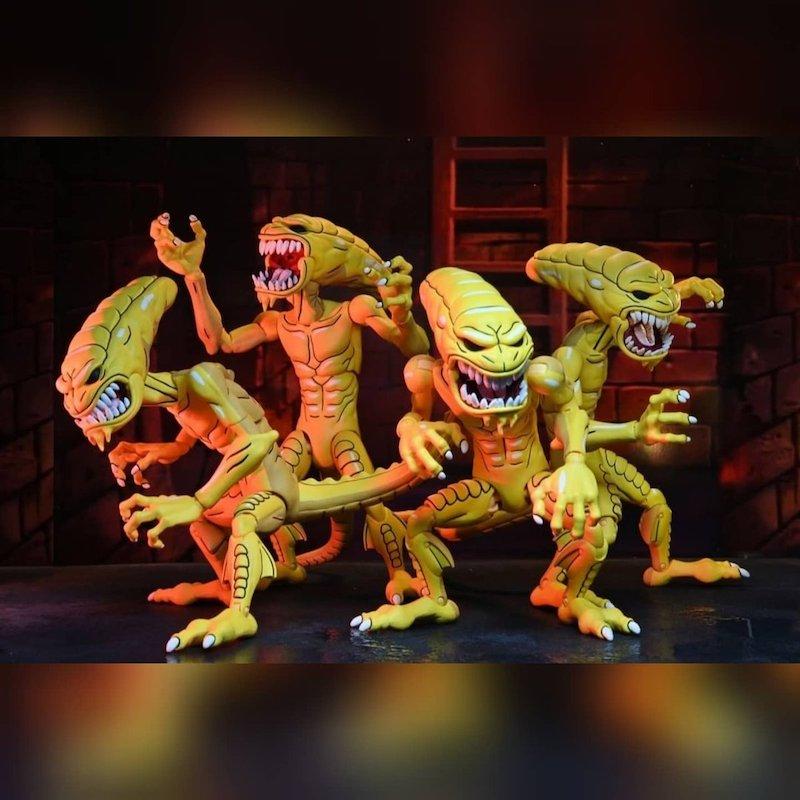 NECA Toys Teenage Mutant Ninja Turtles Classic Cartoon – Pizza Monster Figure Pre-Orders