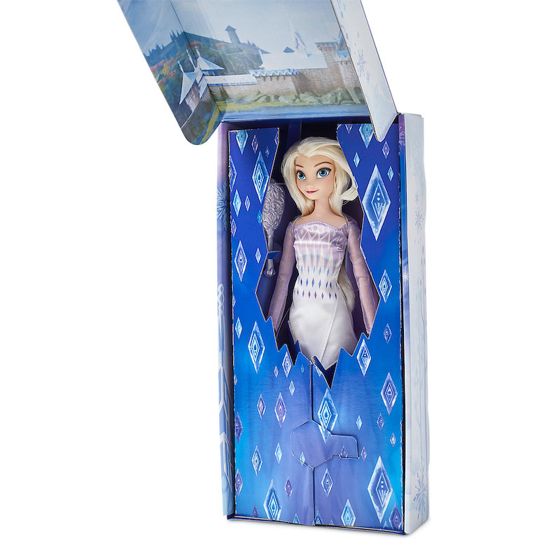 Disney Announces New Plastic-Free Packaging for Core Classic Princess Dolls