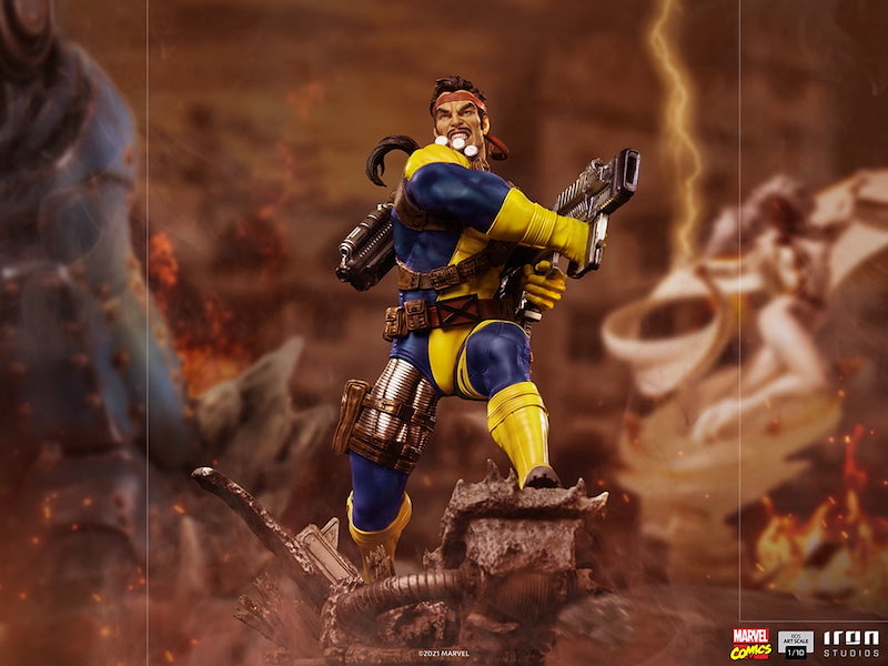 Iron Studios – Marvel Comics X-Men Forge Statue Pre-Orders