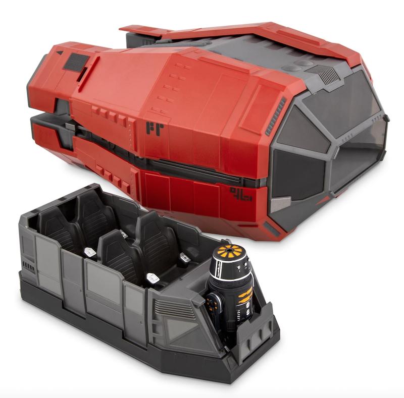 Disney Exclusive Star Wars: Galaxy's Edge – First Order Short-Range Evacuation Vehicle