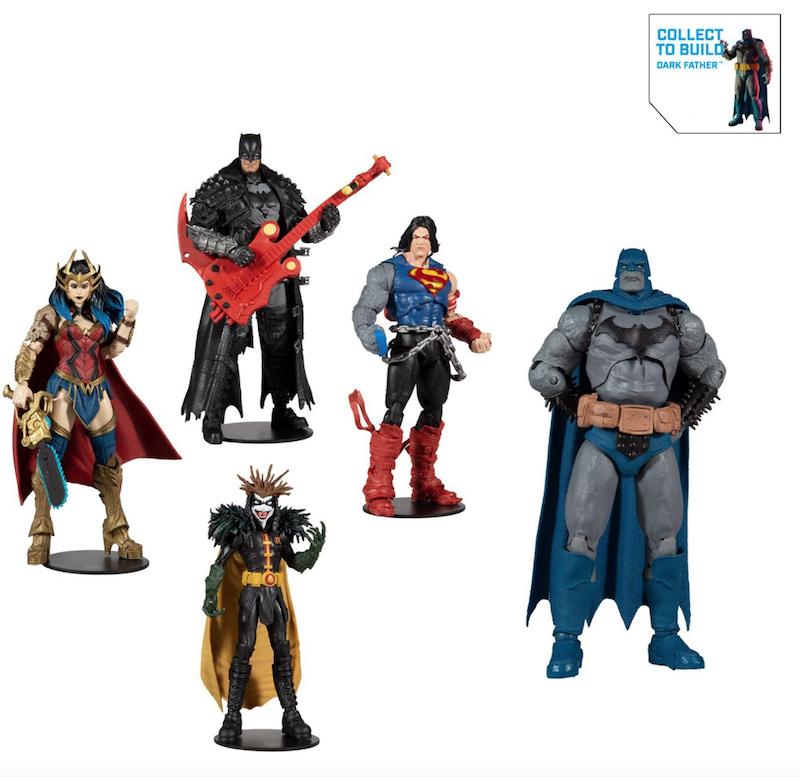 McFarlane Toys DC Multiverse – Dark Nights Death Metal Wave 4 Figure Pre-Orders