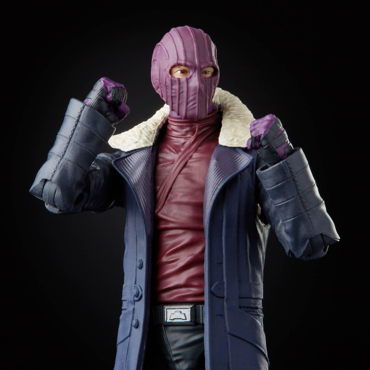 Hasbro Marvel Legends The Falcon and the Winter Soldier – Baron Zemo Figure Pre-Orders On Amazon