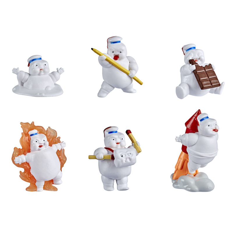 Hasbro Ghostbusters: Afterlife – Mini-Puft Surprise Figures