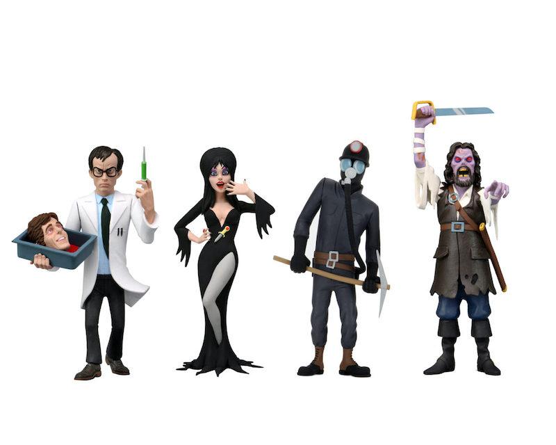 NECA Toys Reveals Toony Terrors Series 6 Figures & Pre-Orders