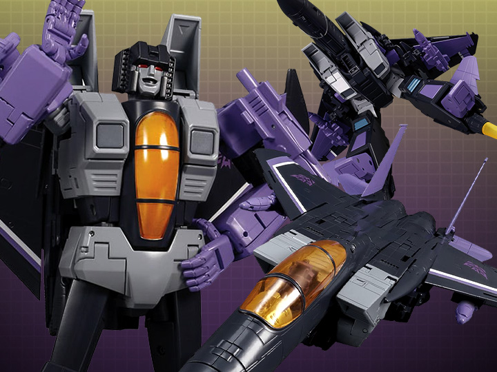BigBadToyStore – Transformers Masterpiece MP-52+ Skywarp 2.0 Figure Pre-Orders