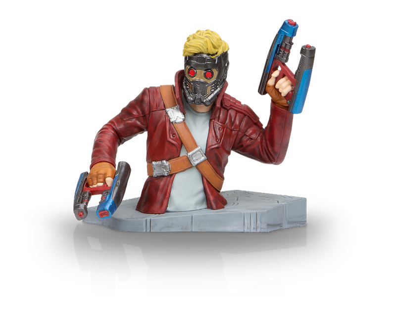 Star-Lord Invades The New Mixtape Loot Crate