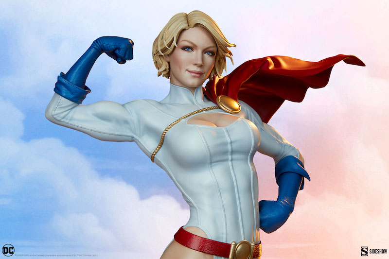 Sideshow Collectibles DC Comics – Power Girl Premium Format Figure Pre-Orders