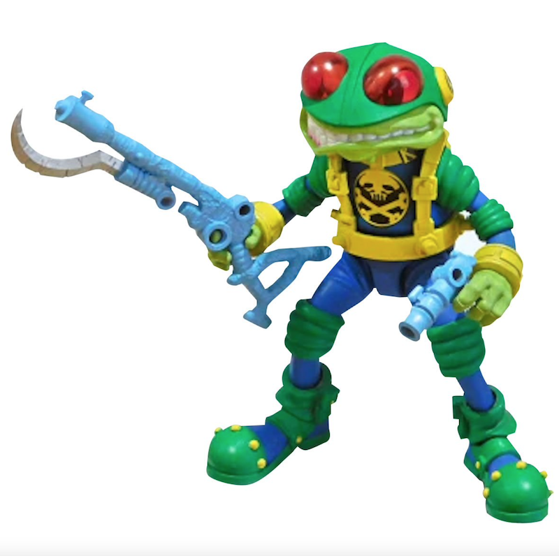 Entertainment Earth – Bucky O'Hare Aniverse Storm Toad Trooper Figures In-Stock & More
