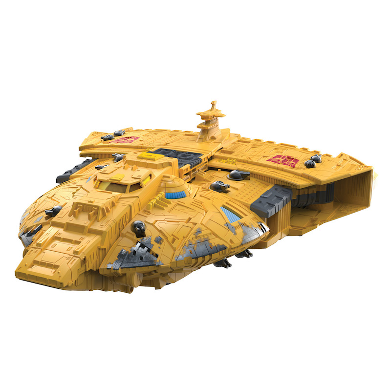 Hasbro Transformers War for Cybertron Kingdom Titan Autobot Ark FIgure In-Stock At Amazon