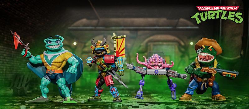 Super7 Teenage Mutant Ninja Turtles Ultimates Wave 5 Figure Pre-Orders