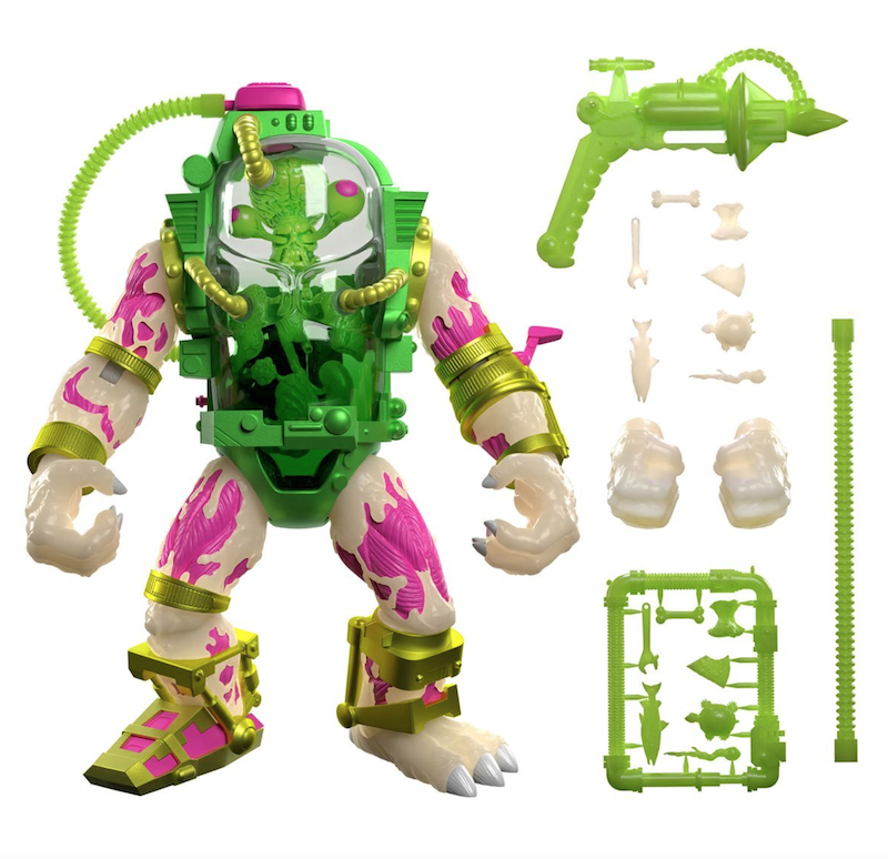 Entertainment Earth Exclusive – Teenage Mutant Ninja Turtles Ultimates Glow-in-the-Dark Mutagen Man 7″ Figure Pre-Orders