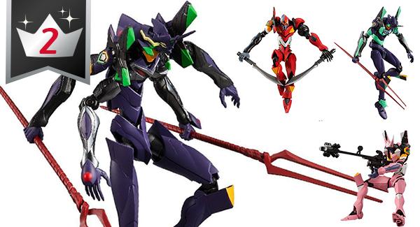 Hobby Link Japan – Gurren Lagann, Evangelion, Free Gundam, & More Mecha This Week