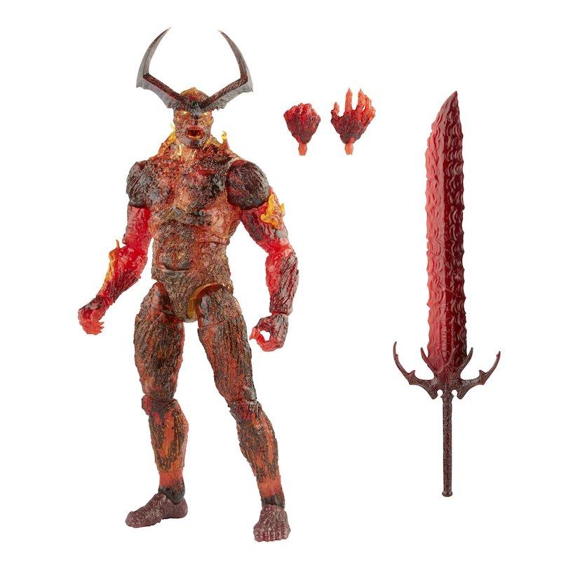 Hasbro Marvel Legends Thor: Ragnarok Surtur Figure Pre-Orders