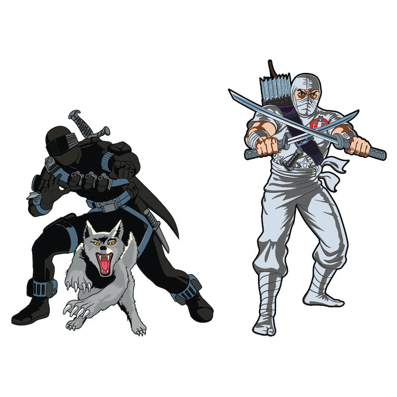 Icon Heroes Reveals New Licensed G.I. Joe Collectibles