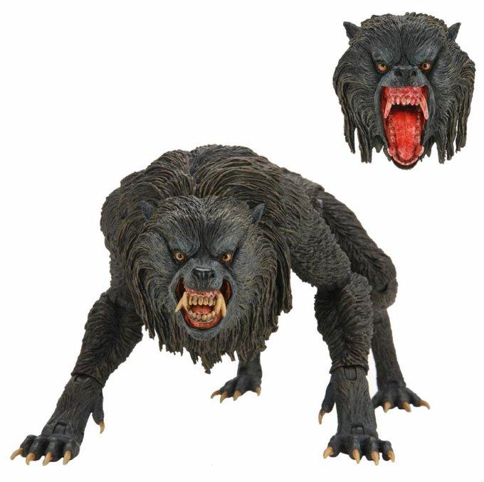 NECA Toys An American Werewolf In London Kessler Werewolf Figure Pre-Orders