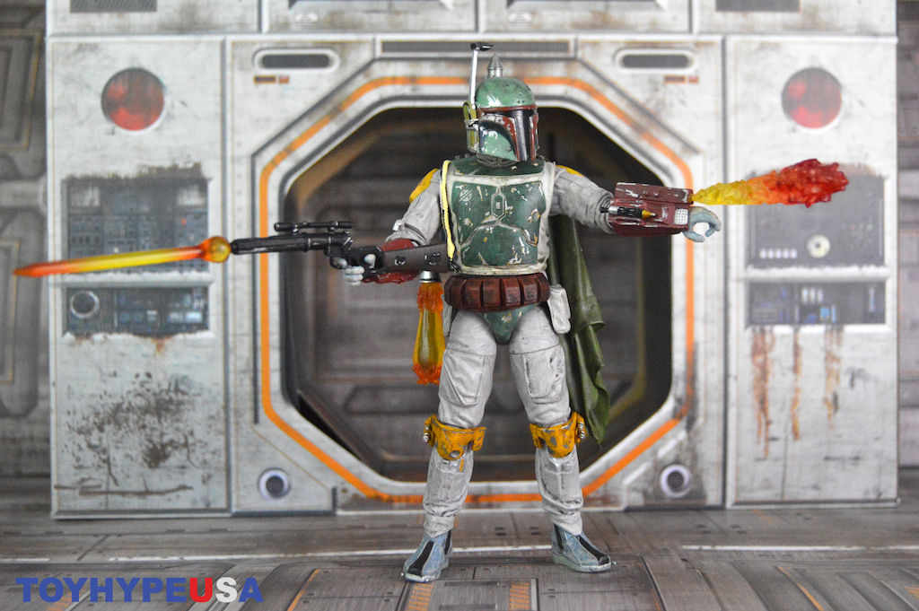 Disney Store Exclusive – Star Wars Select 7″ Scale Boba Fett Figure Review