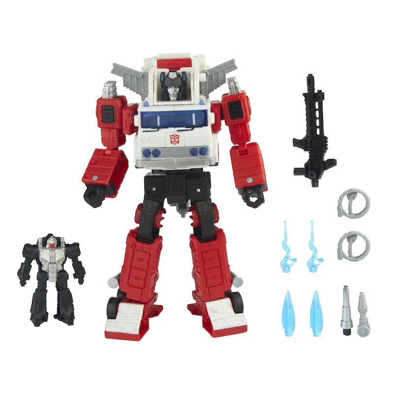 Transformers Generations Selects Artfire & Nightstick Figure Pre-Orders
