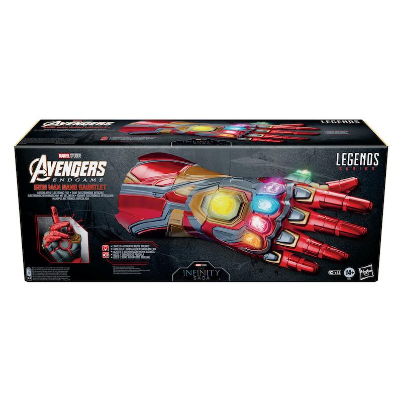 Hasbro Marvel Legends Avengers: Endgame Nano Gauntlet Pre-Orders
